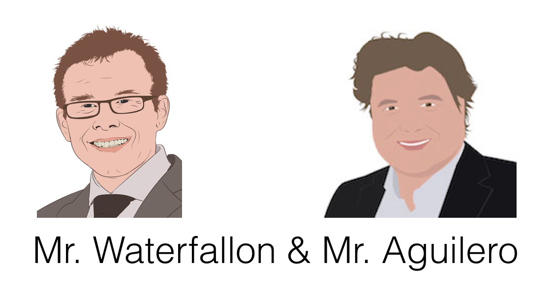 Mr. Waterfallon and Mr. Aguilero – Episode 3
